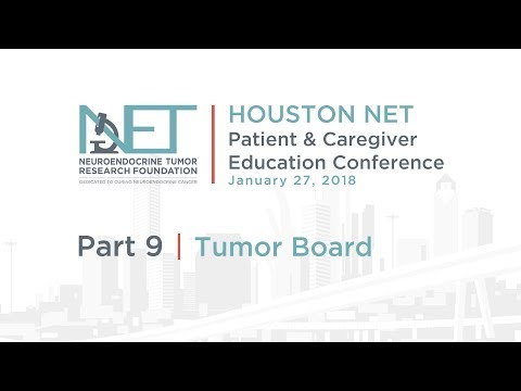 neuroendocrine cancer md anderson