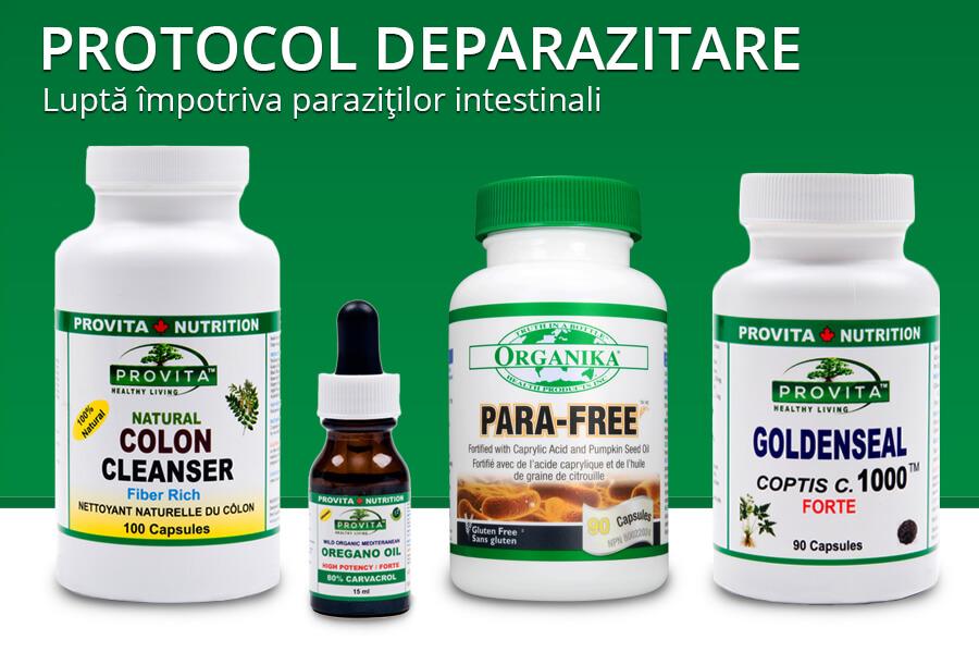 tratament natural pentru paraziti intestinali)