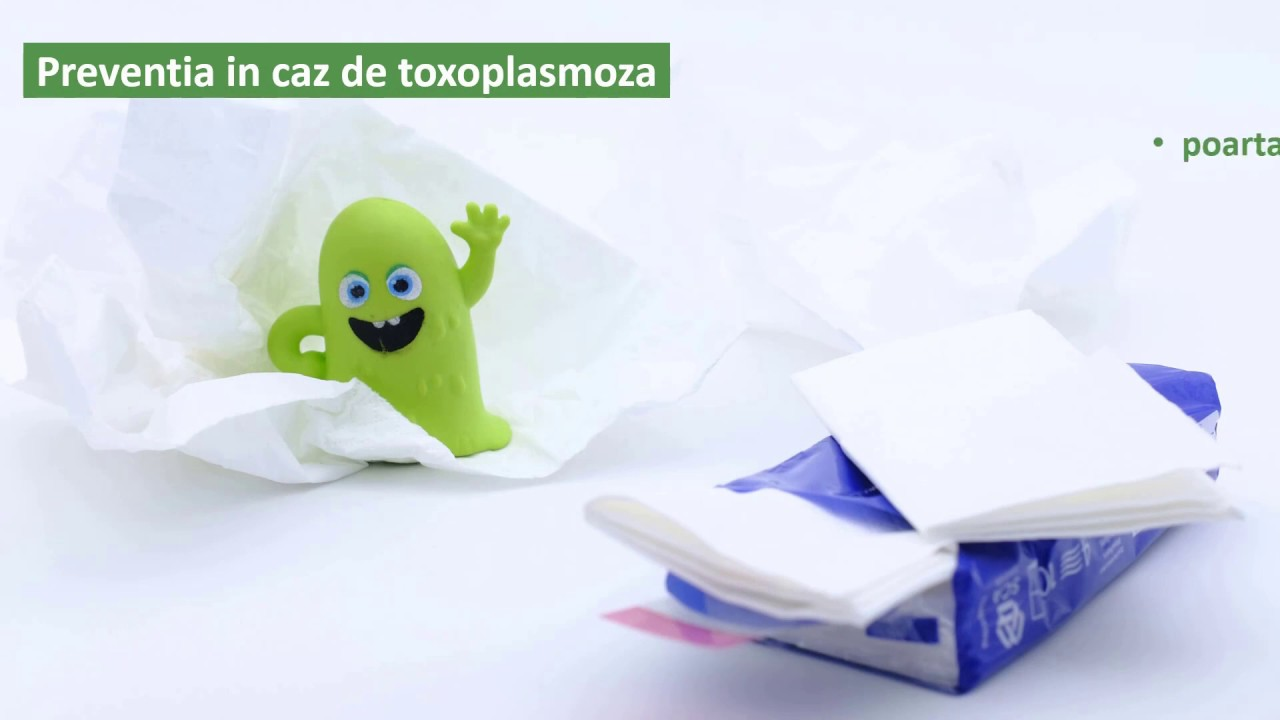 tratament toxoplasmoza)