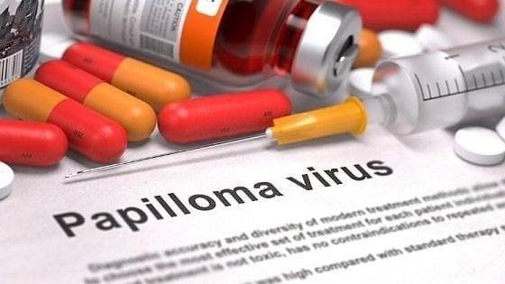 vaccini papilloma virus maschile