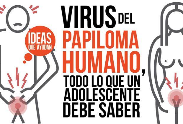 virus del papiloma humano en adolescentes