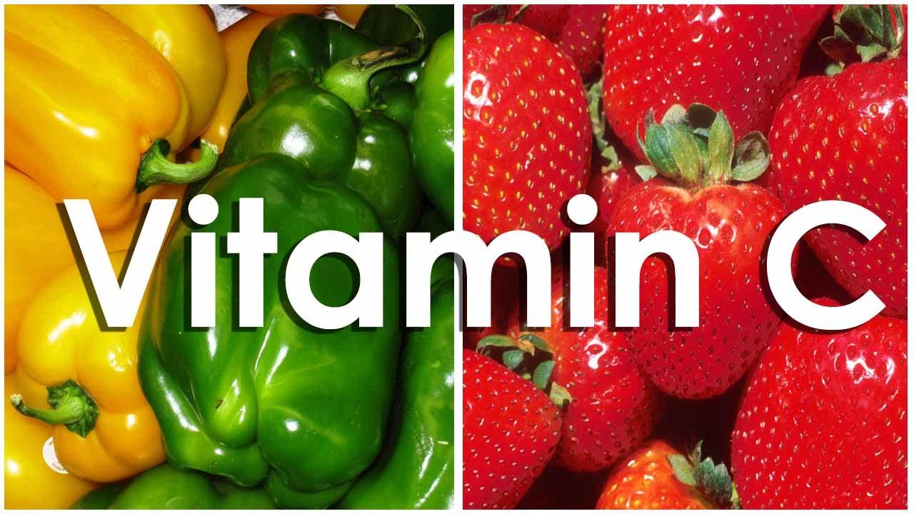 vitamine c anemie)